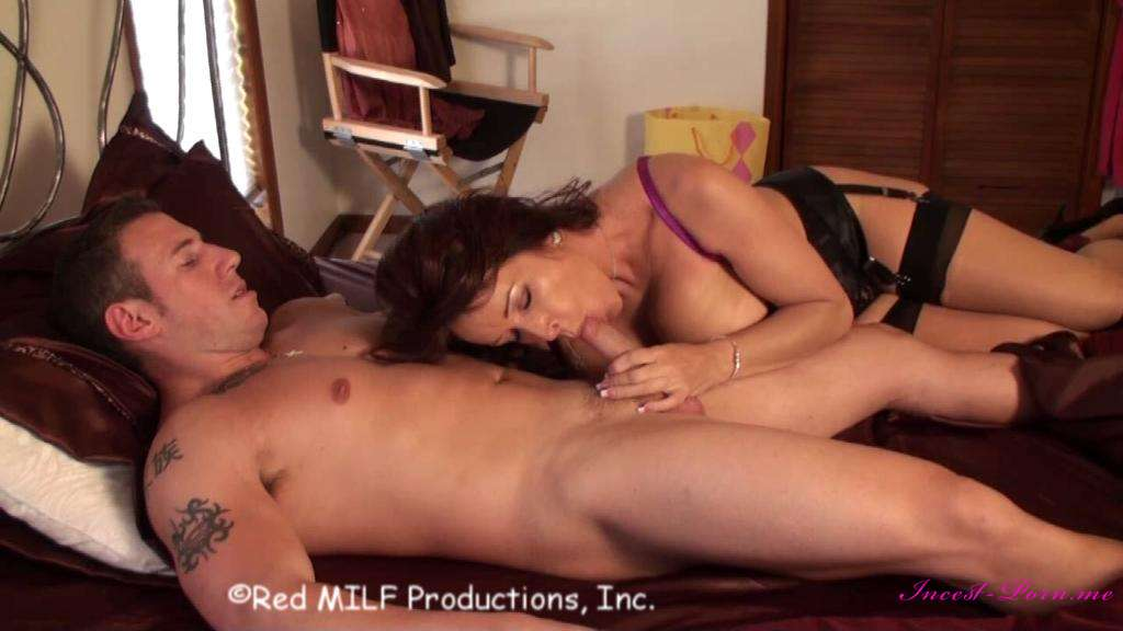 Rachel Steele-Pregnant by Stepson Again-MILF 711