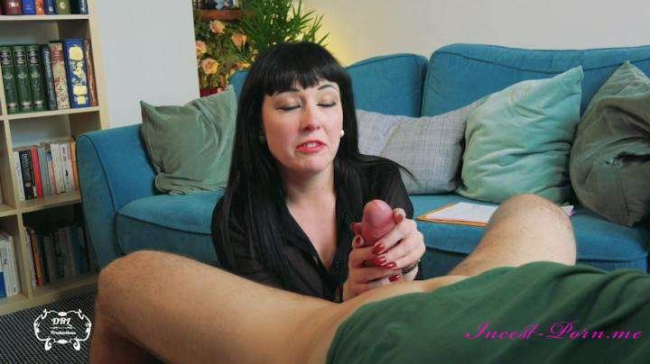 Forbidden Perversions-Dominant Mom Punishes Brat Son-Clip4sale