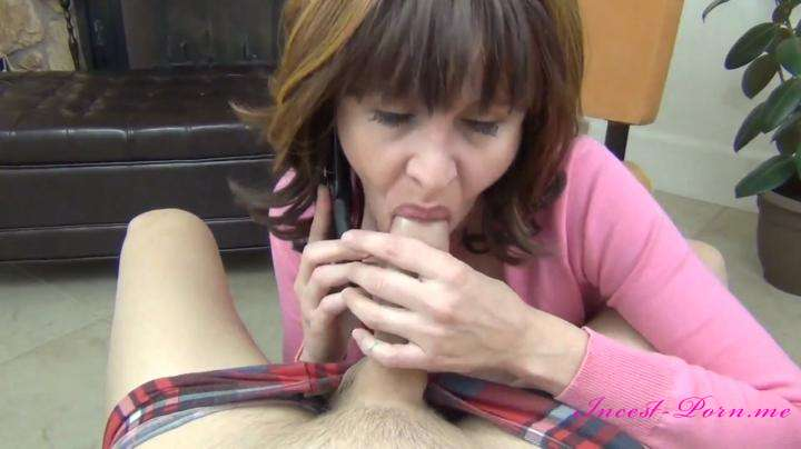 Mrs Mischief-Your Son Just Came In-My Mouth-clip4sale