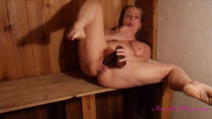 real incest porn Gartersex-Cuckold hubby sees me fuck bbc in sauna-manyvids