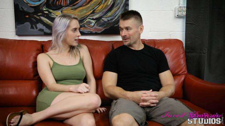 Cadence Luxx-Blackmailing Daddy-Bare Back Studios