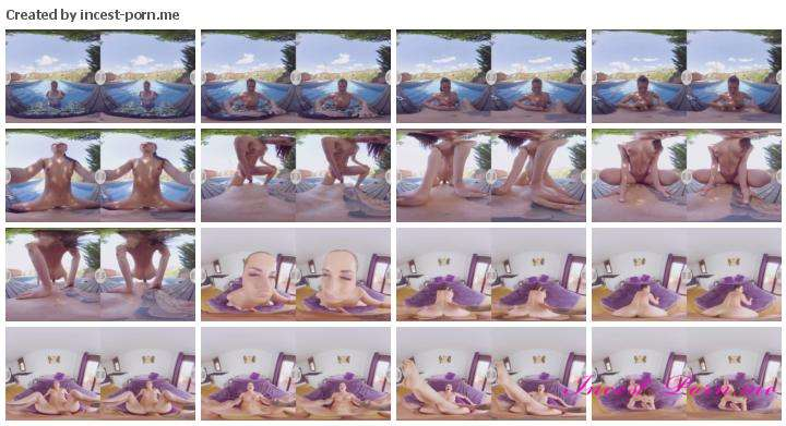 family porn videos Cassie Fire-Poolside Story with Little Sister-VirtualTabaoo