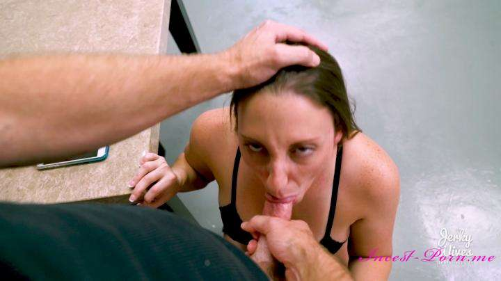 Jerky Wives-Melanie Hicks in A New Beginning-clips4sale