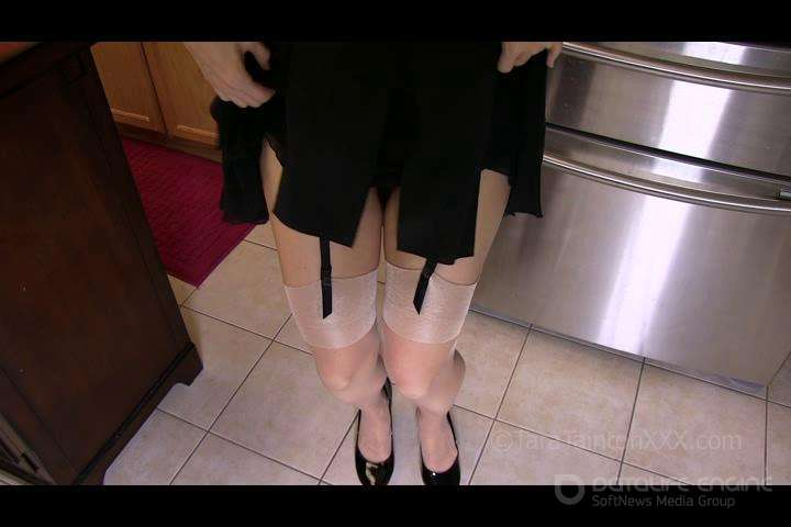 Tara Tainton-Be a Good Boy and Promise Never to Lift My Skirt Again-clips4sale