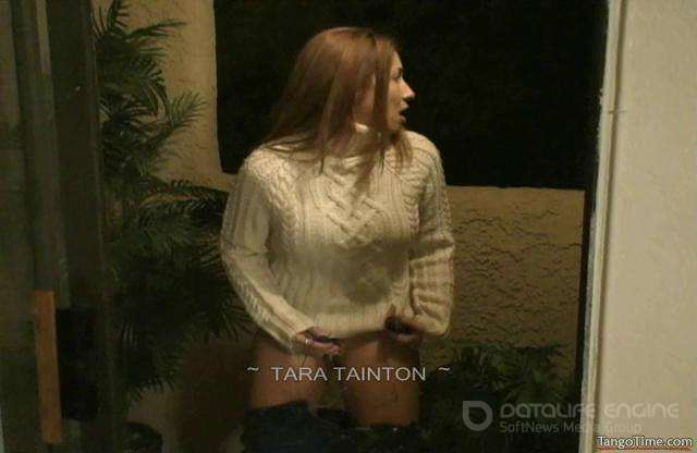 Tara Tainton-Daring to Masturbate with a Giant Toy for My Neighbors to Watch-clips4sale