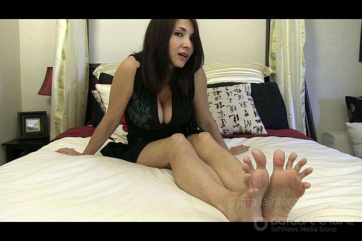 Tara Tainton-Footsie Edition-clips4sale