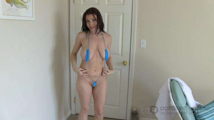 Tara Tainton-I am NOT Wearing This Thing In Public-clips4sale