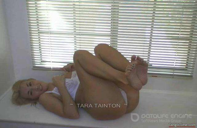Tara Tainton-Let's Show Off for the Neighbors and Fuck My Sexy Feet-Part 1-clips4sale