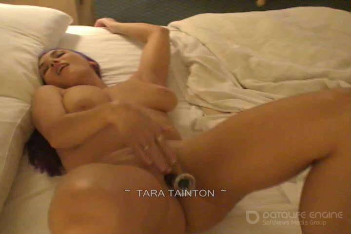 Tara Tainton-Pile Driving My Glass Toy to Hot Orgasm-clips4sale