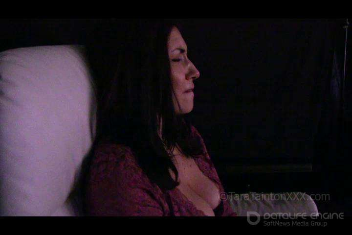 Tara Tainton-Overdeveloped StepSon-Movie Night-clips4sale