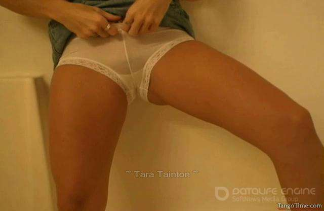 Tara Tainton-Oops, I Peed in My Panties-clips4sale