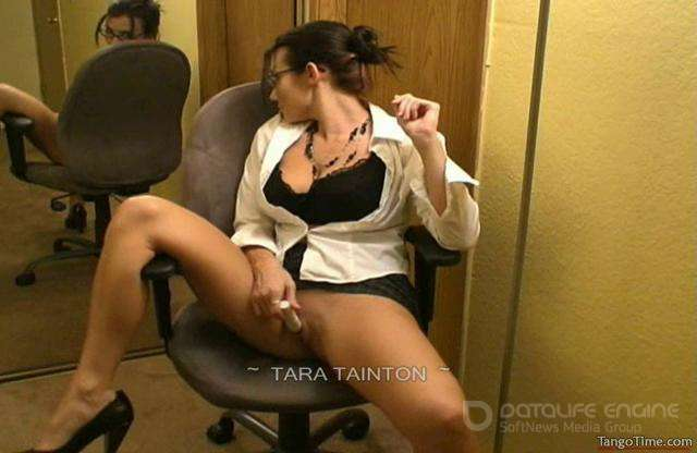 Tara Tainton-Secretary Gets Dirty Over the Lunch Hour-clips4sale