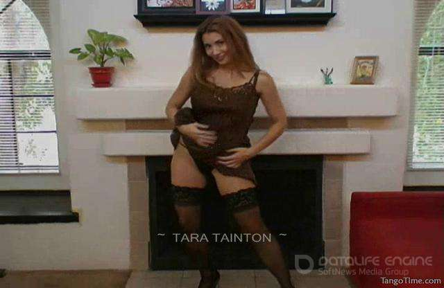 Tara Tainton-Showing Off My Hot Body in Sexy Thigh-High Stockings-clips4sale