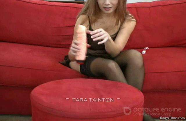 Tara Tainton-Showing Off My Flexibility and Forcing a Big Toy-clips4sale