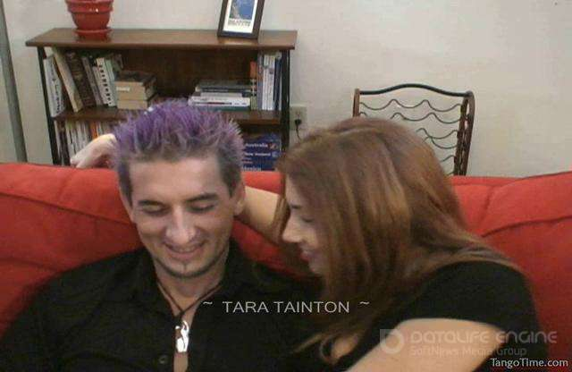 Tara Tainton-So Hot and Horny I Have to Attack You on the Couch-clips4sale