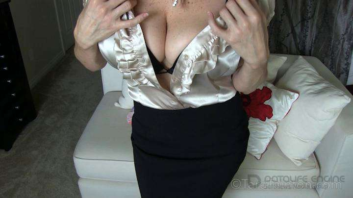 Tara Tainton-You Must Get the Thought of Your StepMom in Her Panties Out of Your System-clips4sale