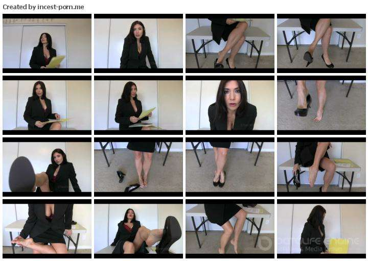 family porn videos Tara Tainton-Your Fondness for Feet-clips4sale