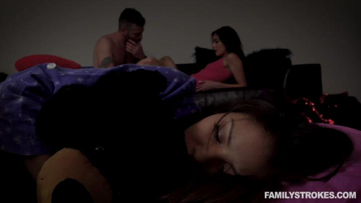 Slumber Party With Dad-clip4sale