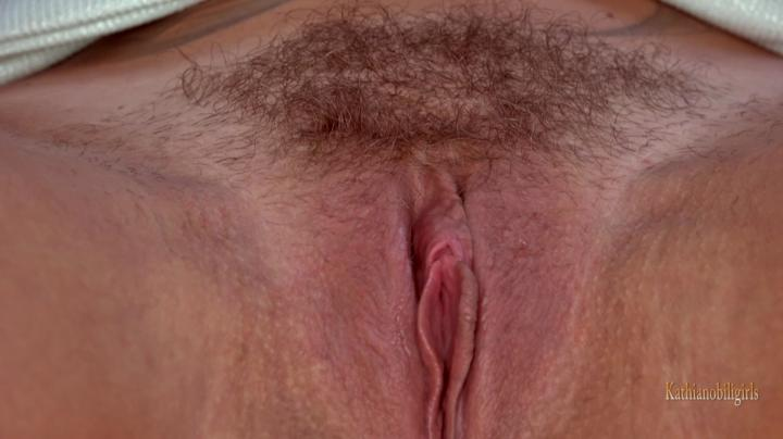 KathiaNobiliGirls-Daily bush for the lovers of nice hairy pussy-clips4sale