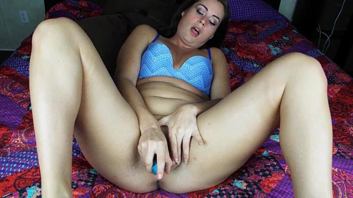 WCA Productions-Trying out my new blue vibe-manyvids