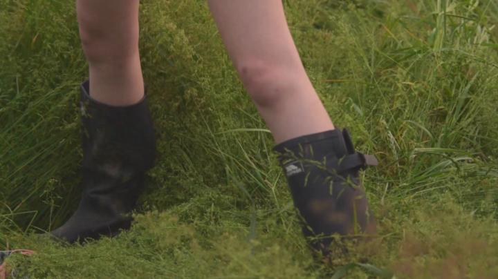 FFeZine-Wellies at Sunset-manyvids