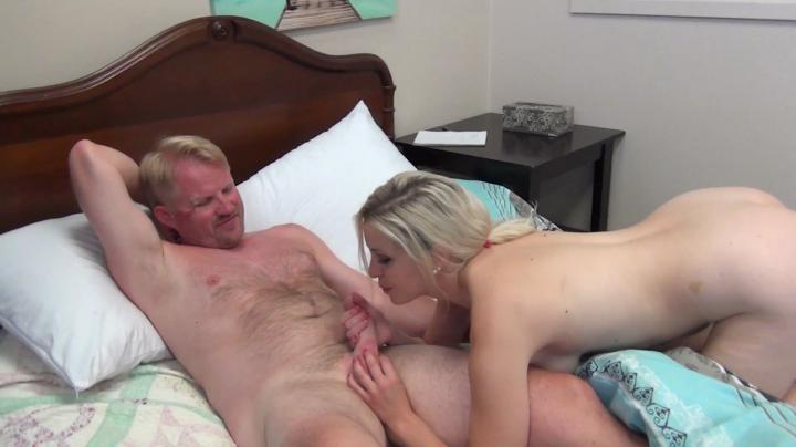 a taboo fantasy fathers day fuck