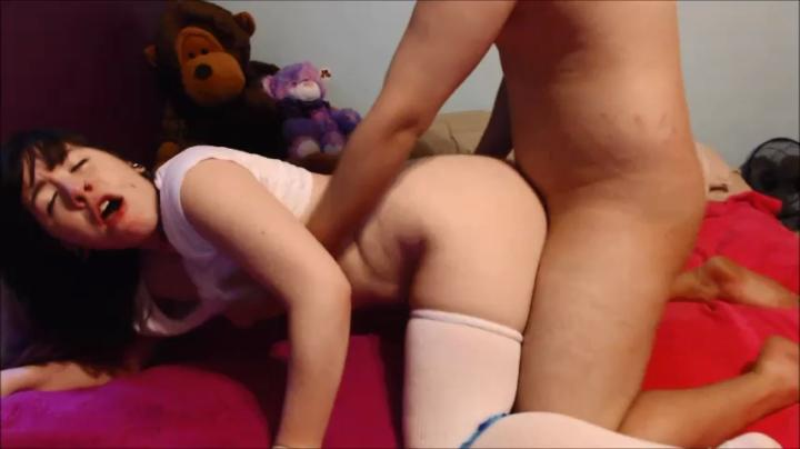 lilith rosexxx sucking and fucking daddy