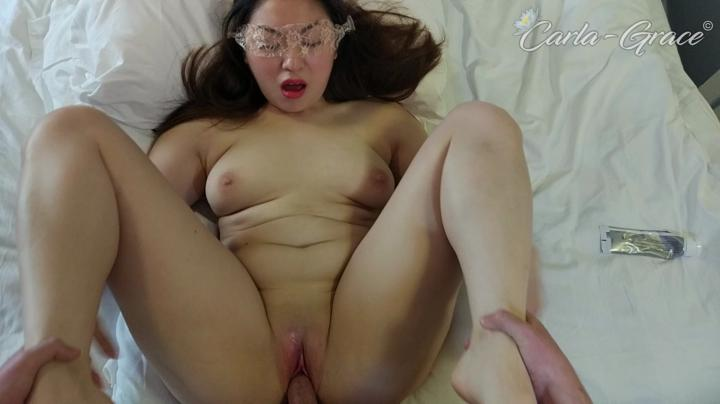 carlagrace my first creampie