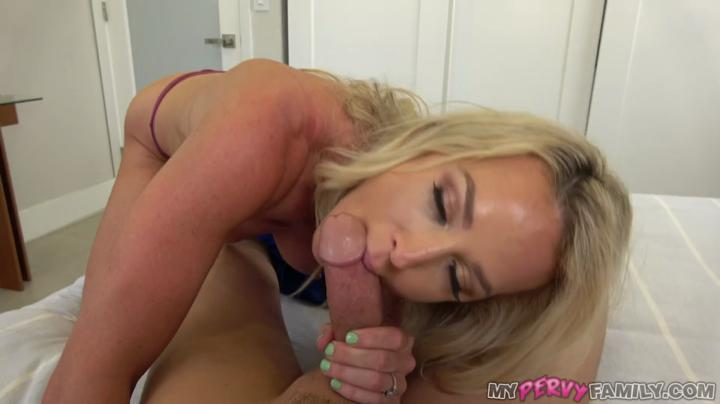 Adulttime-Moms Regretful Tease