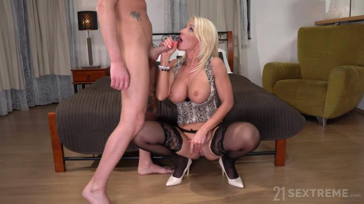 Adulttime-When Step Mom is Lonely