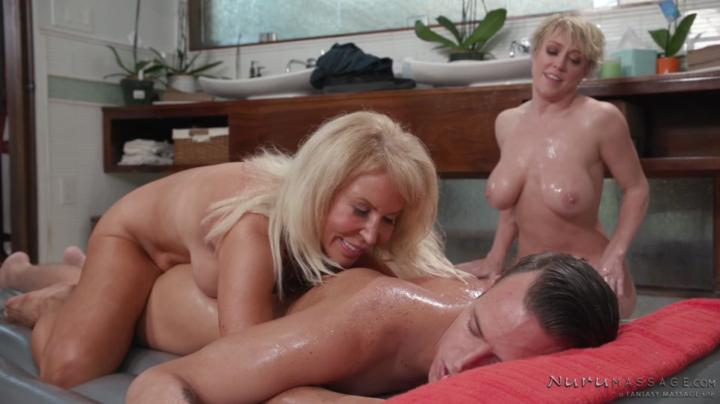 Adulttime-My Stepmom and Friend