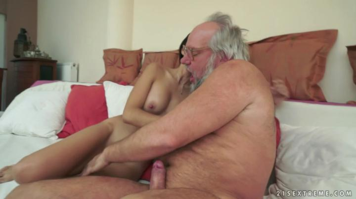 Adulttime-Riding Grandpa