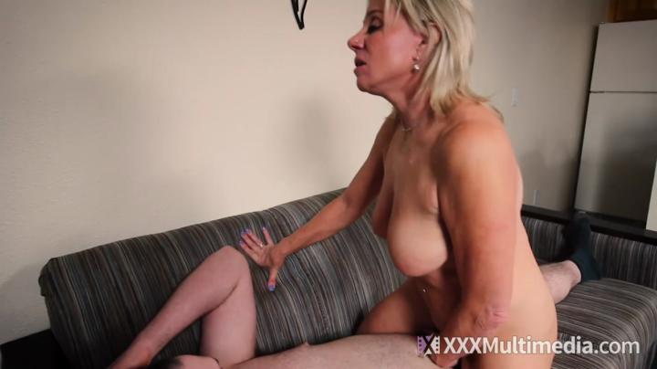 XXX Multimedia-How Mom Finds a Guilty Son-clips4sale
